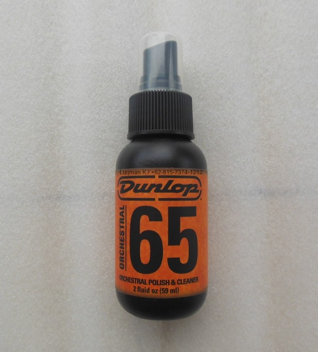 harga Cleaner dunlop orchestral polish & cleaner 6592 Tokopedia.com