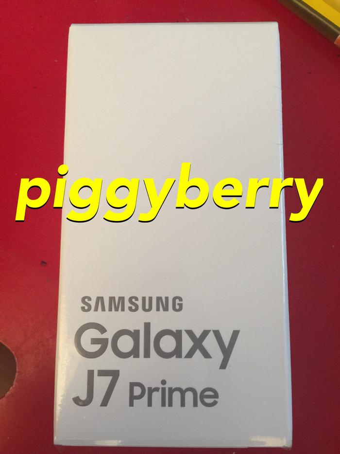 Samsung J7 Prime Brand New Garansi Resmi SEIN 1 Tahun
