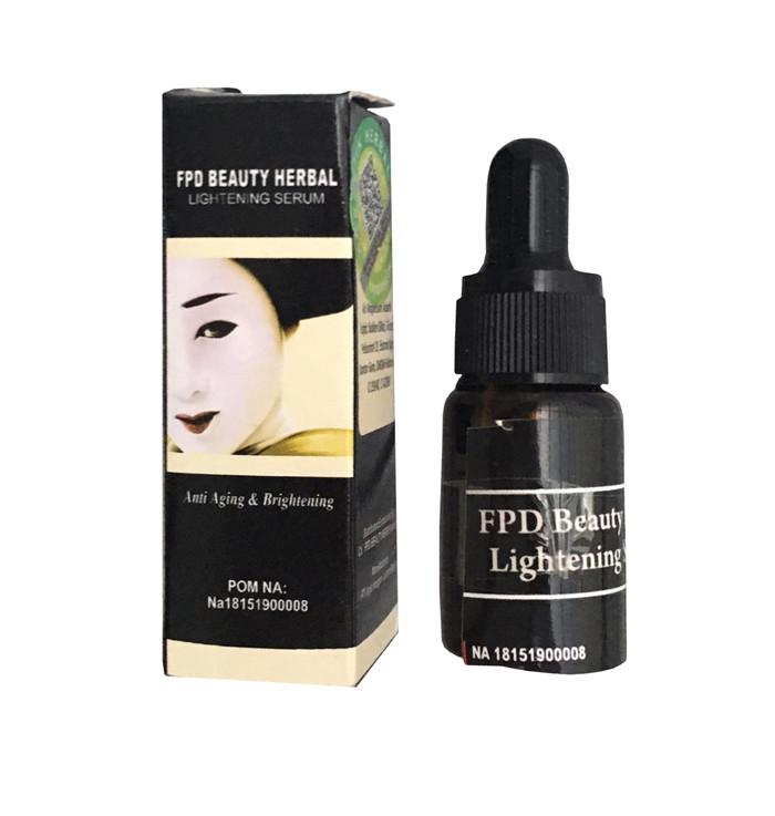 Jual Vege Serum Herbal BPOM NA 18151900008 Fpd Beauty Herb