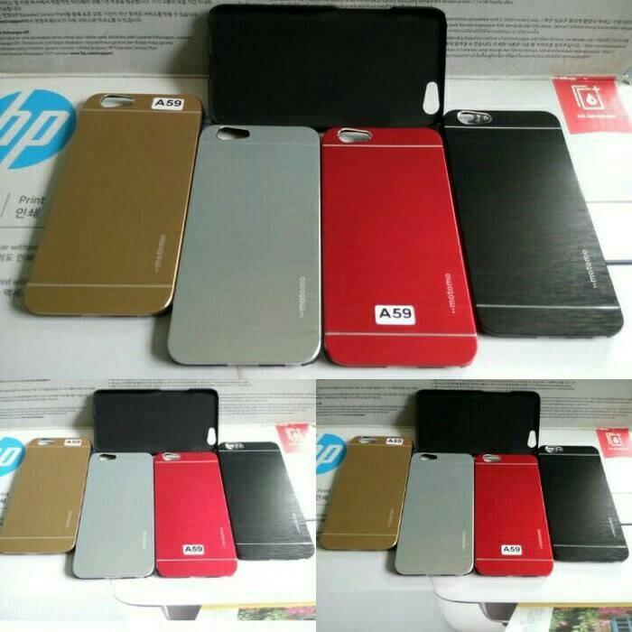 Motomo Back Case For Oppo F1 Selfie / A59 Hard Back Case .