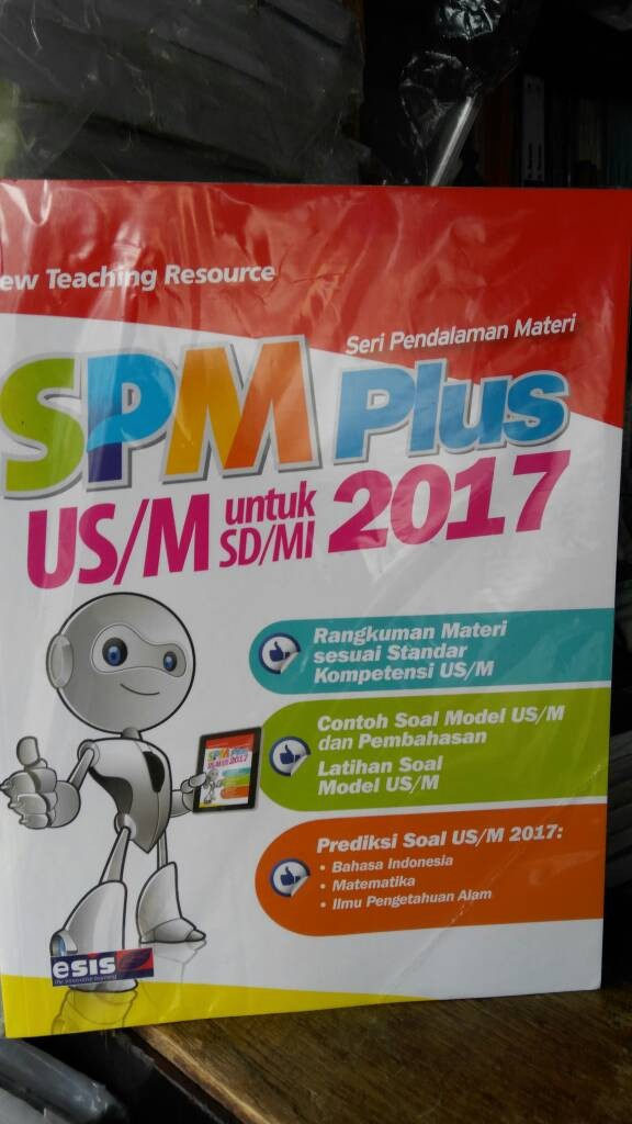 harga Spm plus us/m untuk sd/mi 2017 Tokopedia.com