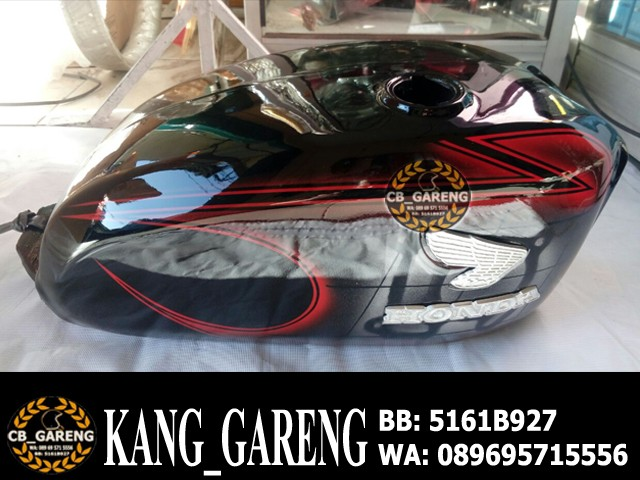 Jual Tangki Cb 100 Jumbo Tangki Cb Glatik Jumbo Warna Hitam Merah Kota Surabaya Cb Gareng Tokopedia
