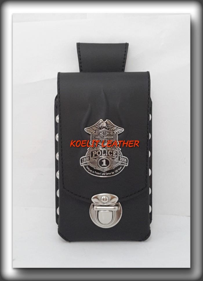 harga Dompet tempat tas sarung hp leather case kulit harley android 6 inchi Tokopedia.com