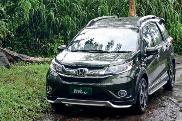Jual Mobil Honda Brv E Cvt Prestige