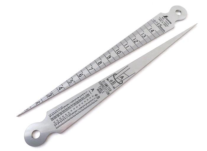 harga Taper gauge 150 mm shinwa Tokopedia.com