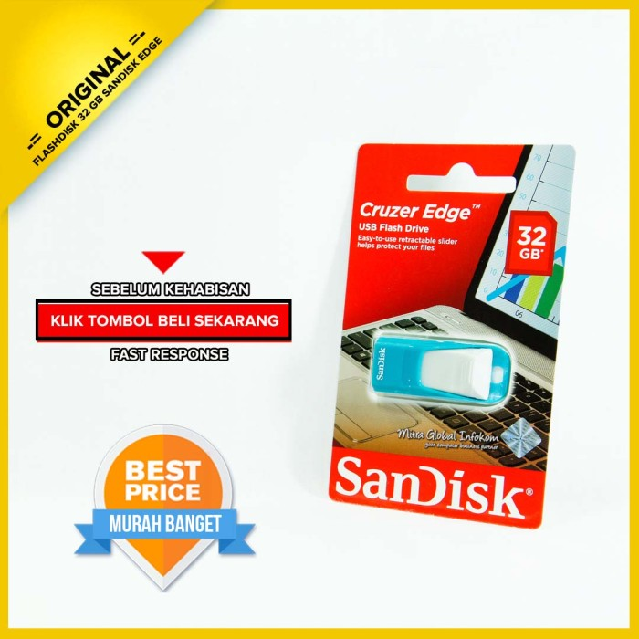 harga Flashdisk 32 Gb Sandisk Original Tokopedia.com