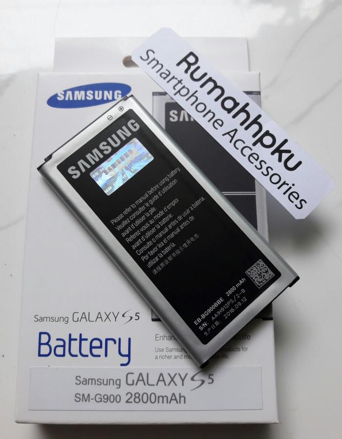 harga Baterai Batre Samsung Galaxy S5 Ori Tokopedia.com