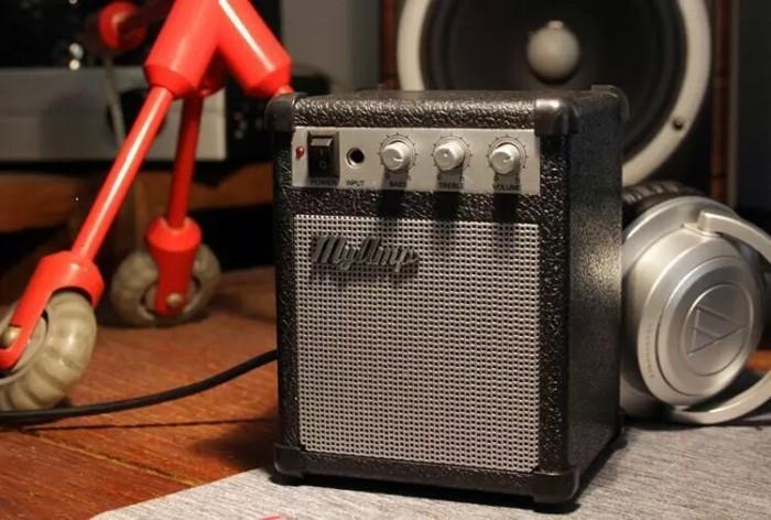 harga Speaker vintage klasik mp3 handphone/ speaker replika ampli gitar Tokopedia.com