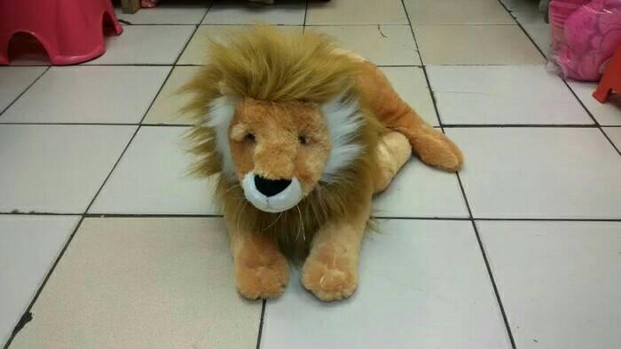 Boneka Singa Arema