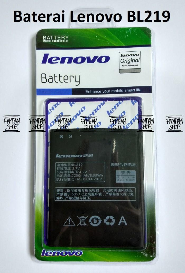 harga Baterai handphone lenovo a850+ bl219 original | bl 219 batre a 850+ Tokopedia.com