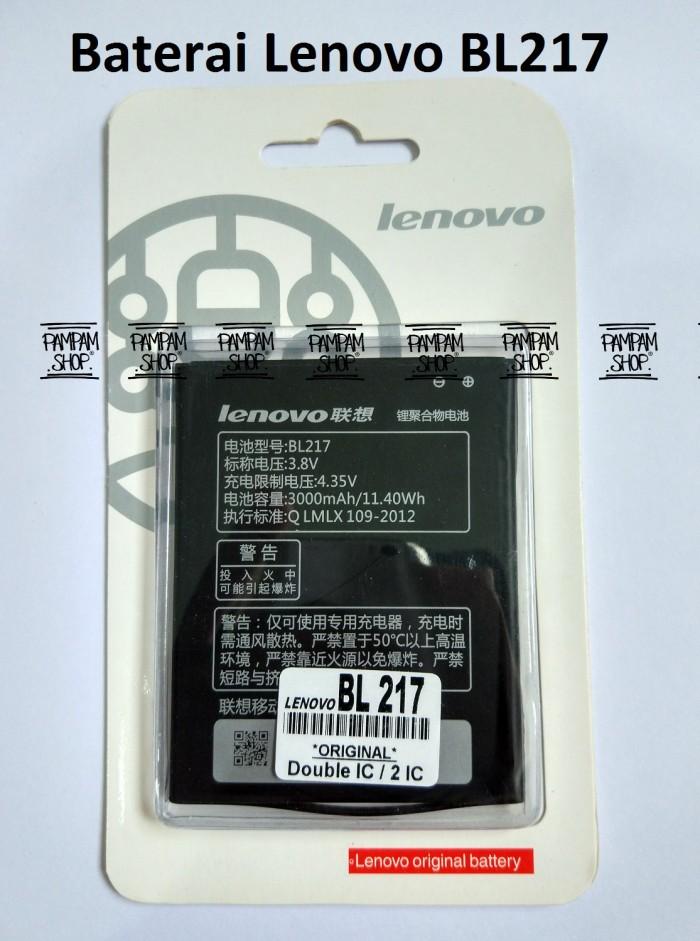 harga Baterai handphone lenovo s930 bl217 original | bl 217 batre s 930 Tokopedia.com
