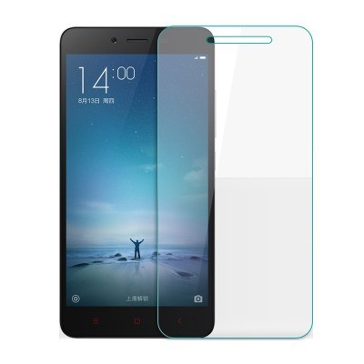 Foto Produk TEMPERED GLASS XIAOMI REDMI NOTE 2 ANTIGORES KACA SCREEN GUARD dari warungcase