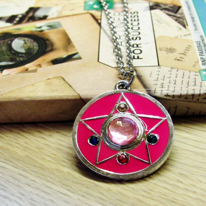 harga Kalung liontin crystal star/sailor moon Tokopedia.com