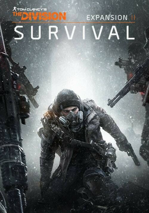 harga Dlc serial key original: division survival expansion uplay Tokopedia.com