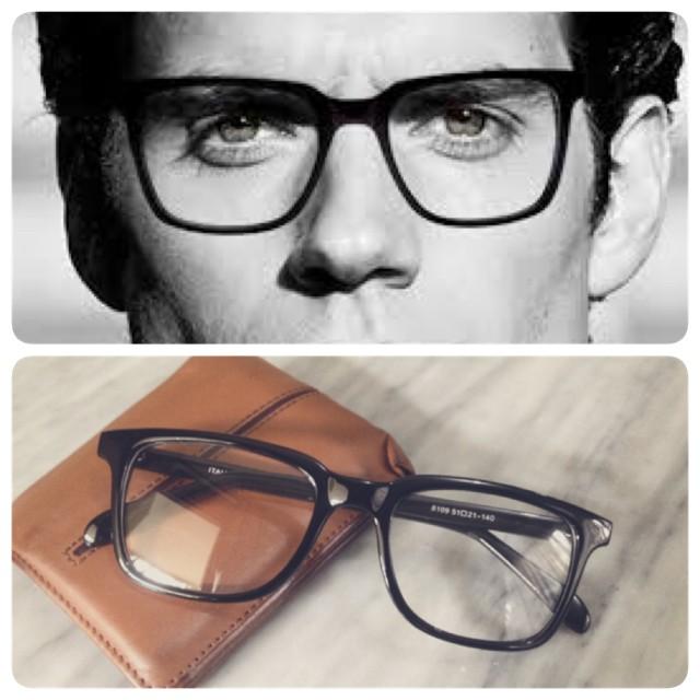 Jual Kacamata Clark Kent ( Superman ) + Lensa Minus Antiradiasi ... fa327d7c3f