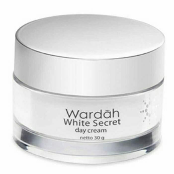 Wardah white secret day cream 30 gr