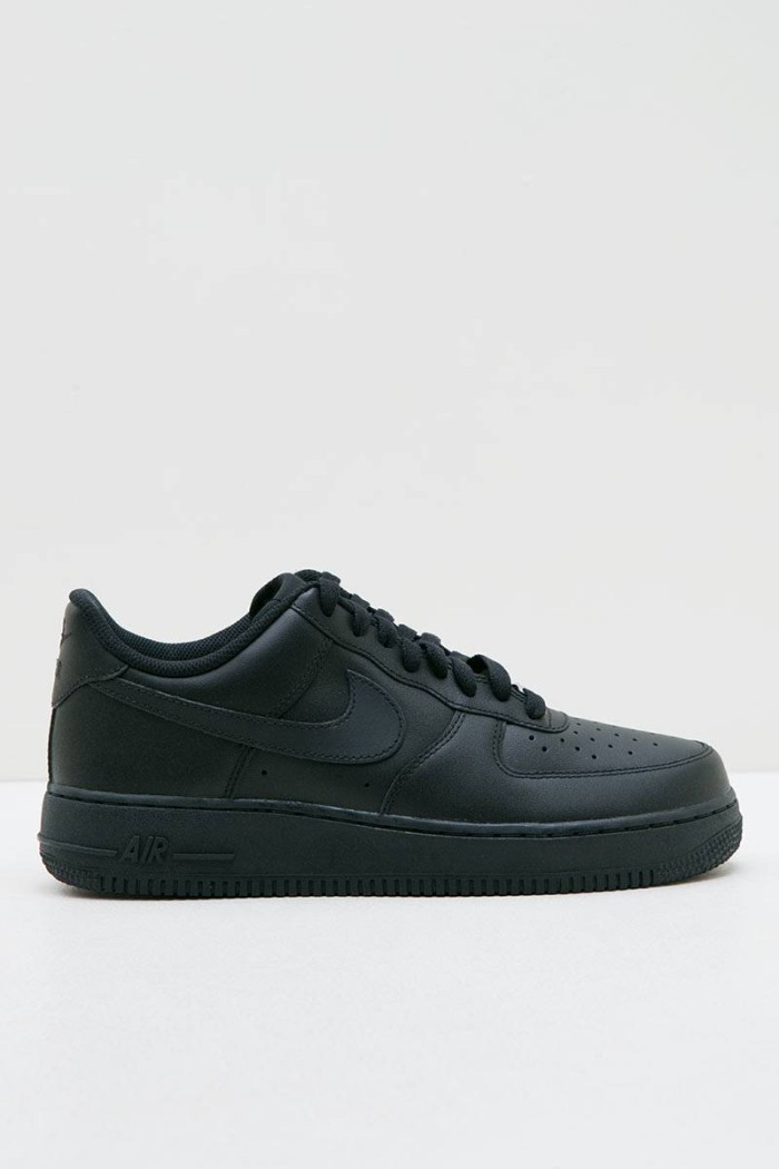 timeless design bdd81 ce711 ... NIKE AIR FORCE 1 LOW BLACK original ...