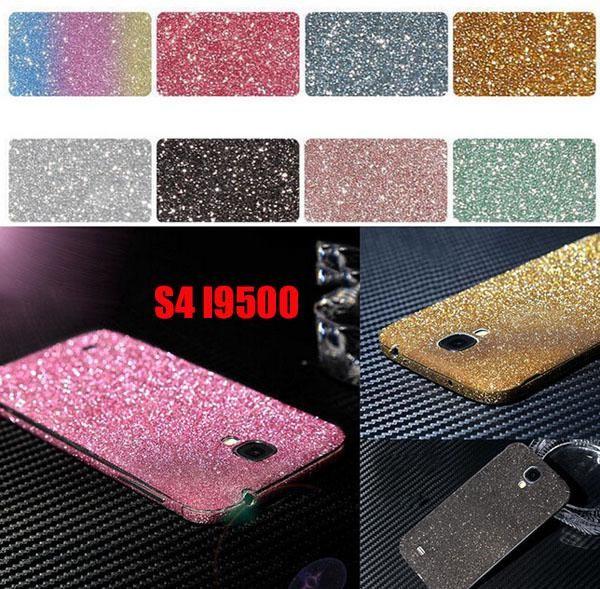 harga Samsung galaxy s4 glitter diamond skin sticker garskin anti gores full Tokopedia.com