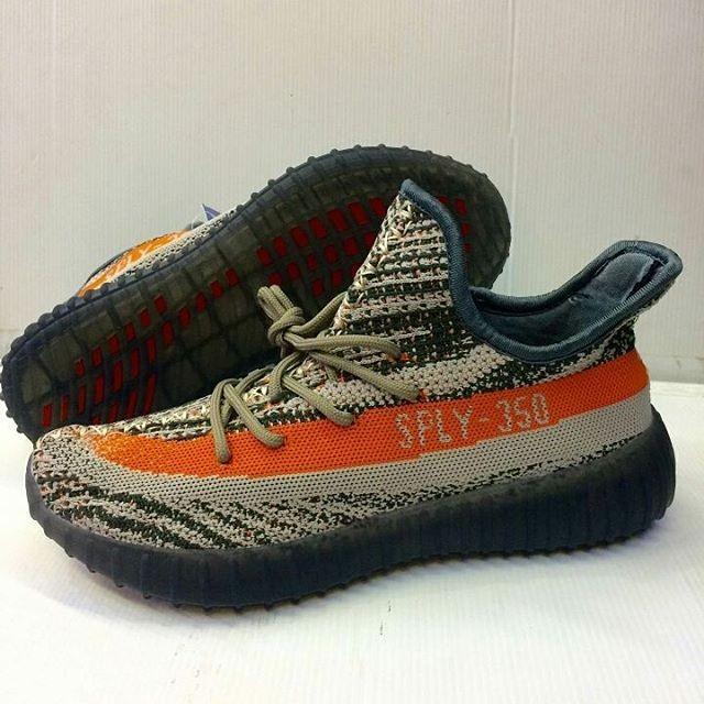 c546f2fcd7f54 Adidas Yeezy boost 350 V2 ( Sepatu jalan Sepatu adidas cowok fitness )