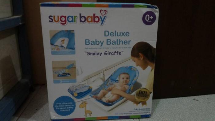 Sugar Baby Deluxe Baby Bather Smiley Giraffe. Source · Baby Bather Tempat Mandi Bayi Sugar Baby