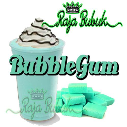 """Bubuk Minuman Bubble Drink 1kg BubbleGum """"RajaBubuk"""""""