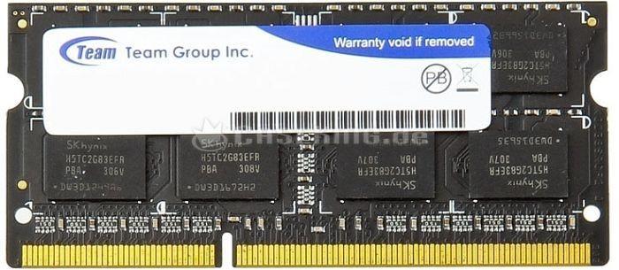 Memory Sodimm Team 4GB DDR4 PC19200