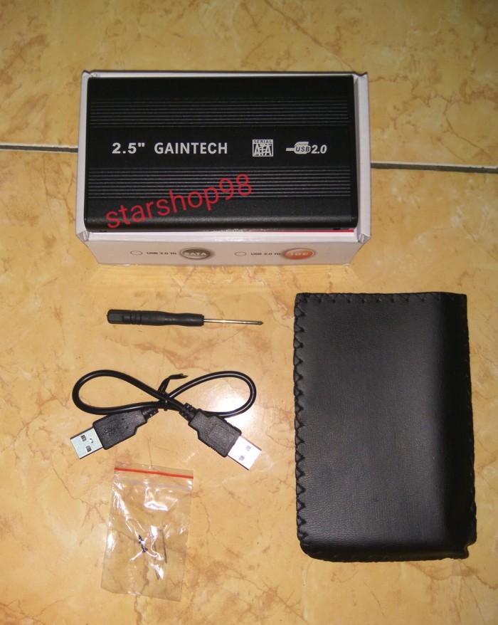harga External case 2.5  inch sata usb 2.0 hardisk/harddisk/hdd enclosure Tokopedia.com