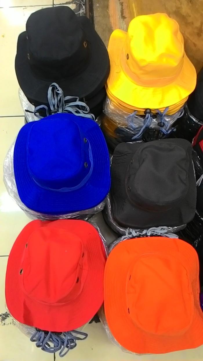 Jual Topi rimba  topi rimba promosi  topi rimba event  topi rimba ... a0ba82491e