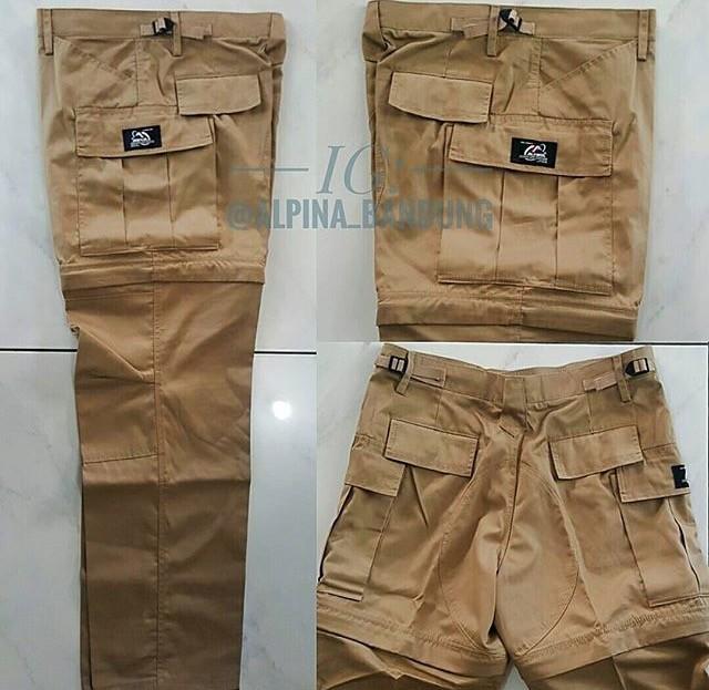 harga Celana Panjang Pdl / Cargo Alpina Bahan Twill Sambung Size 27 - 32 Tokopedia.com