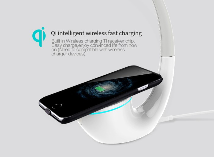 Nillkin Magic Tags Wireless Charging Receiver Lightning For 47inch Source · Hitam Source Hard Case Nillkin IPhone 7 Magic Case With Wireless Charger