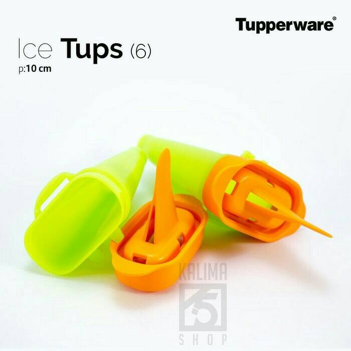 Tupperware First Delight 6pcs Daftar Harga Terupdate Indonesia Source Ice Tups 40 Isi
