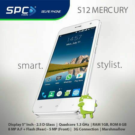 harga Spc s12 mercury Tokopedia.com