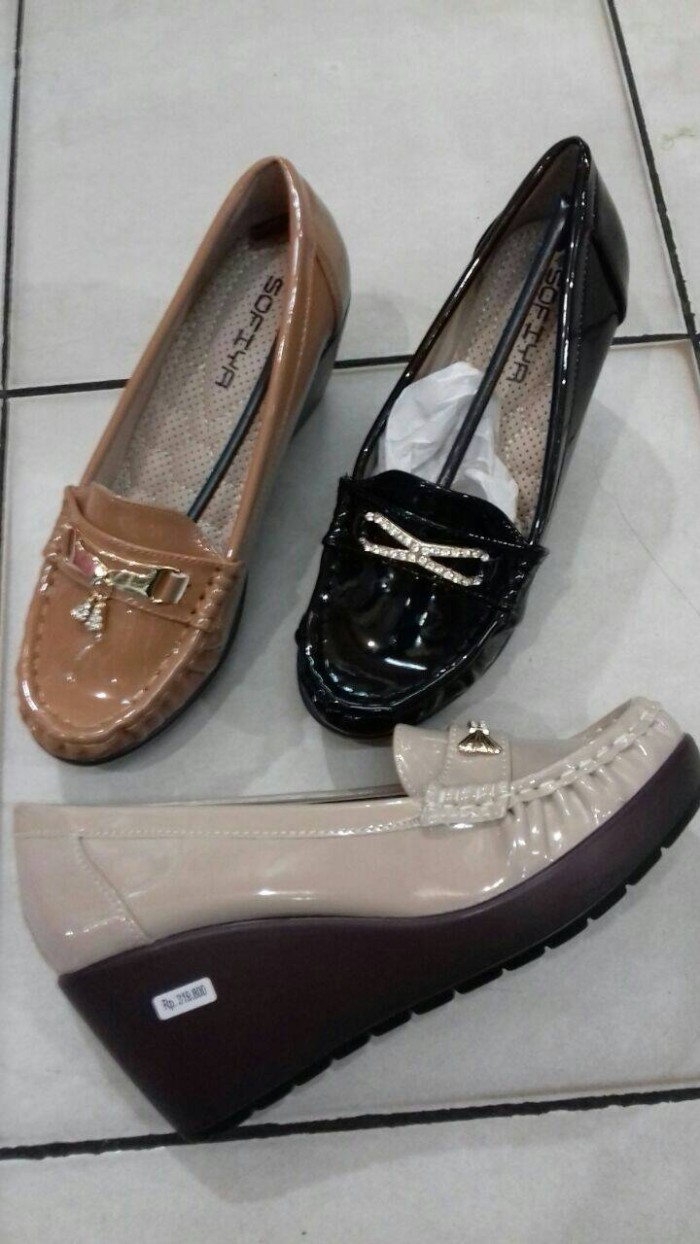 Jual sepatu sofiya - delta fashion  f6fe4c928b