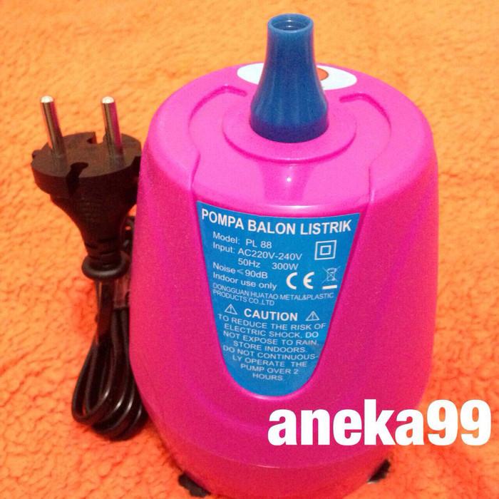 harga Pompa balon elektrik / pompa balon Tokopedia.com