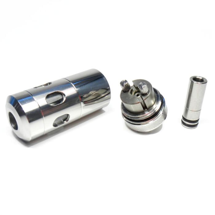 Foto Produk Legion RDA Rebuildable Atomizer - Silver dari Toko UdinTegal