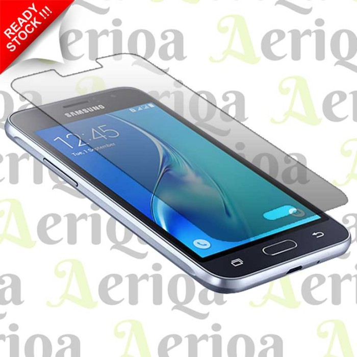 Tempered Glass Samsung Galaxy J1 2016 / J120 - Clear - Anti Gores