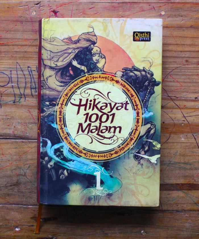 Jual Hikayat 1001 Malam Jilid 1 Pasar Buku Mrh Tokopedia