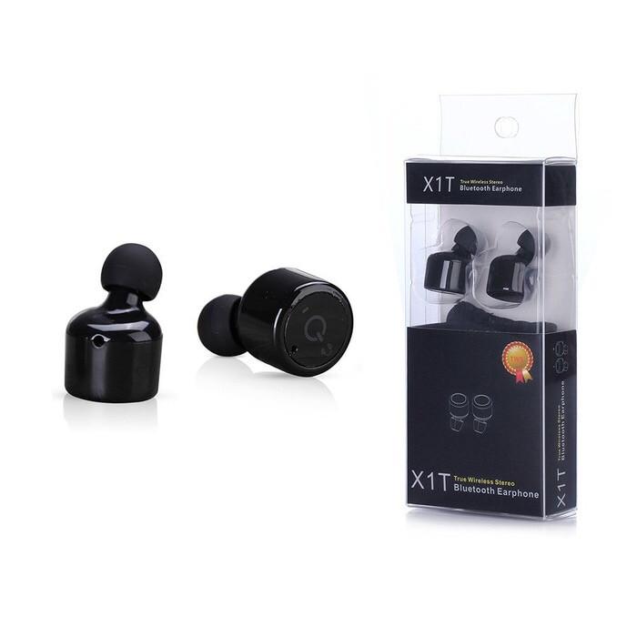 harga Headset bluetooth sport wireless handsfree earphone earbud x1t Tokopedia.com