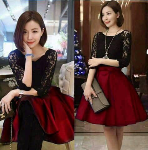 Jual Long Dress Terbaru Gambar Baju Dress Model Dress Panjang Dress Korea C Jakarta Pusat Onlin Shoping Tokopedia