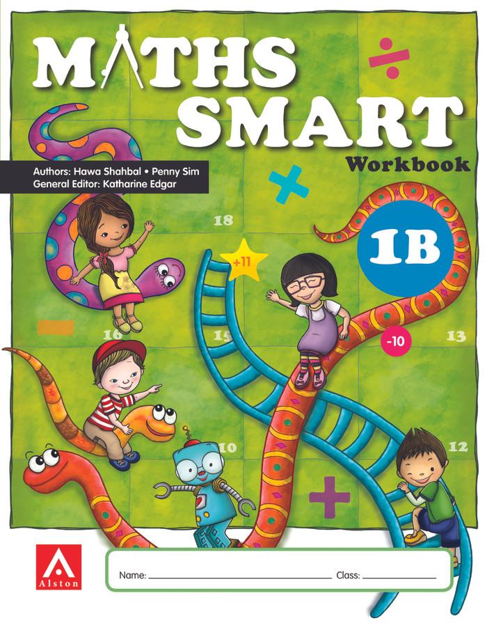 harga Maths smart workbook 1b Tokopedia.com