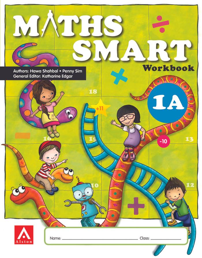 harga Maths smart workbook 1a Tokopedia.com