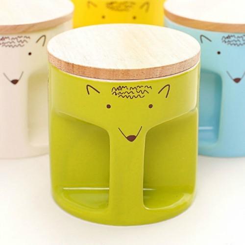 Foxy Round Mug