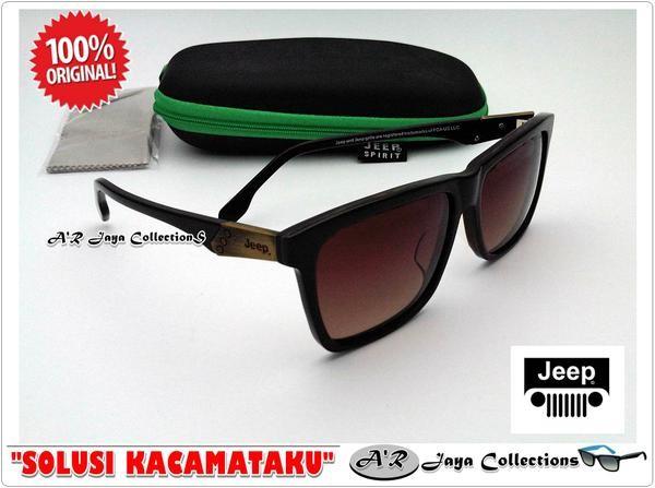 Jual Sunglasses Outdoor Kacamata JEEP Original Lensa Polarized ... 04a5c33ed3