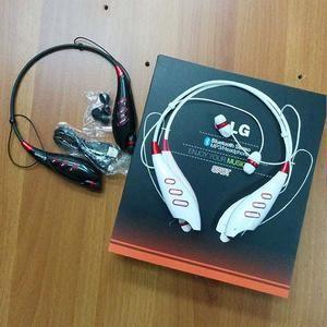 harga Handsfree / headset bluetooth lg tone s740t slot memory mp3 player Tokopedia.com