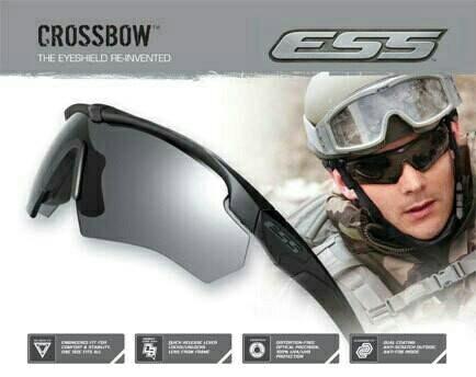 harga Kacamata anti impact heavy duty ess crossbow ansi z87.1 Tokopedia.com