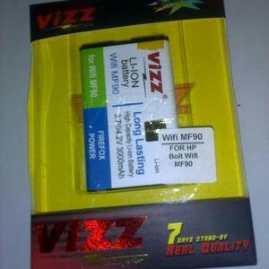 harga Baterai vizz bolt wifi mf90 garansi resmi Tokopedia.com