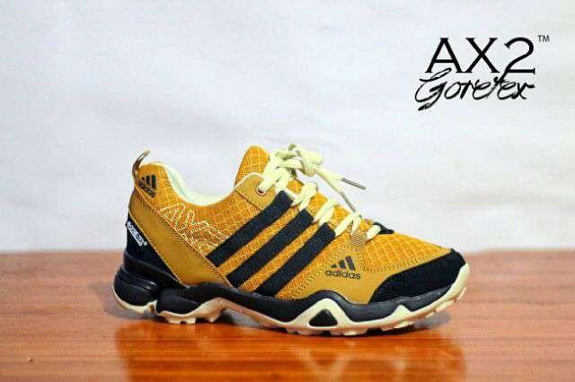 harga Sepatu naik gunung hiking tracking adidas terrex gore-tex ax2 outdoor Tokopedia.com