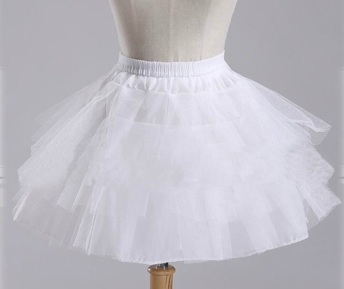 harga Gs3025 white petticoat [bajukiddie] baju anak dress anak princess anak Tokopedia.com