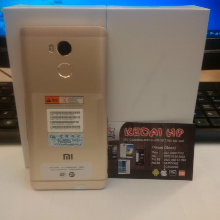 Jual XIAOMI REDMI 4 PRIME RAM 3GB INTERNAL 32GB GARANSI