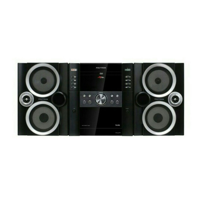 harga Compo polytron xl-2900 hifi usb radio tape dvd Tokopedia.com